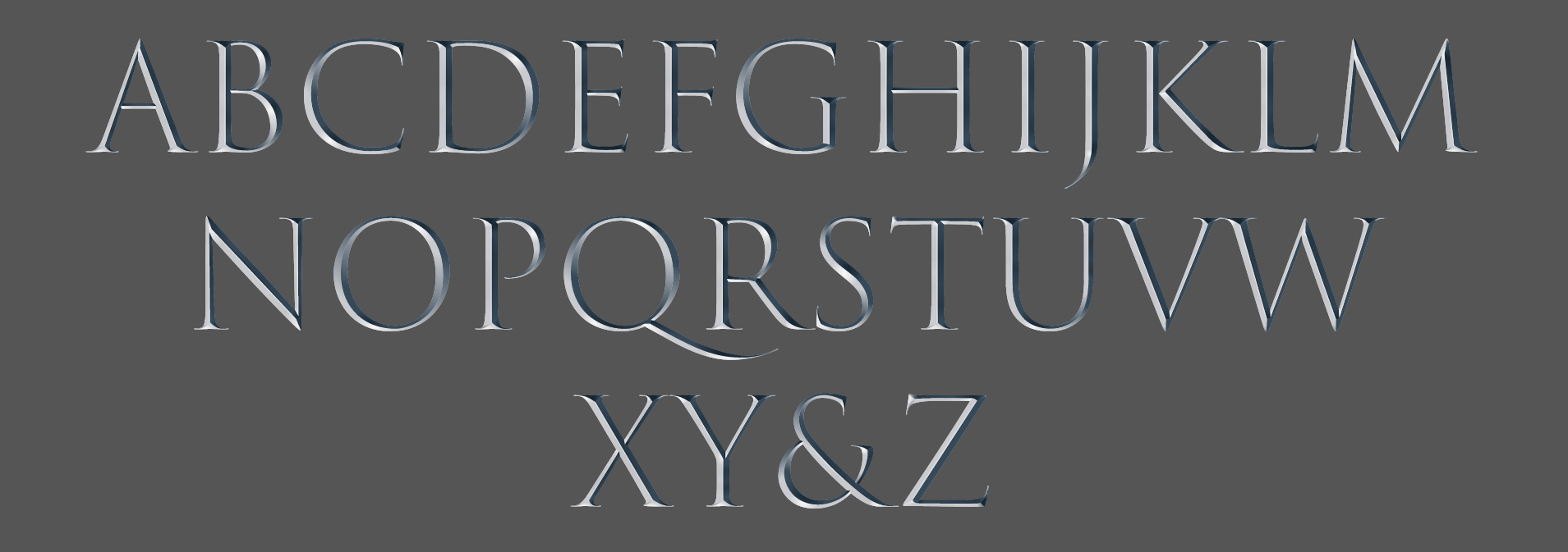 OpenType-SVG fonts: Multiple colors and gradients