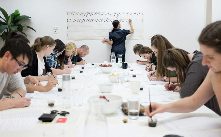 http://www.mariamontes.net/calligraphy-workshop/