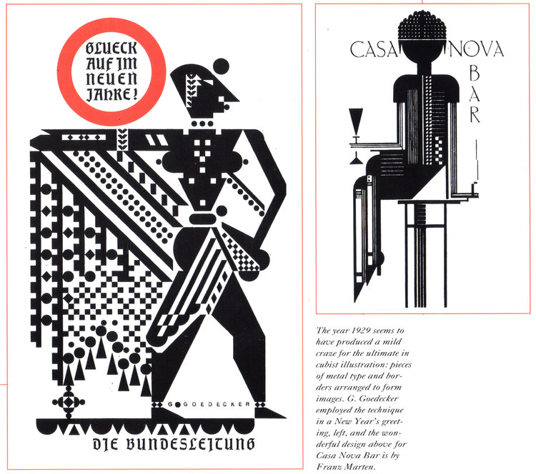 Progressive German Graphics 1900-1937,  Leslie Cabarga