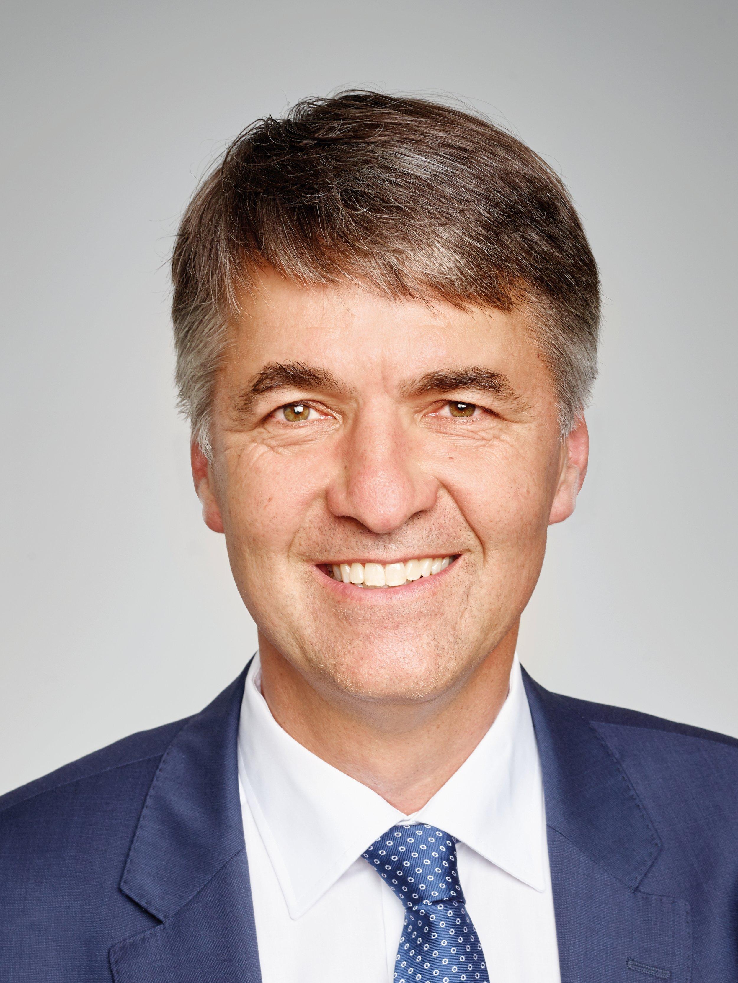 Alec von Graffenried - Stadtpräsident Bern