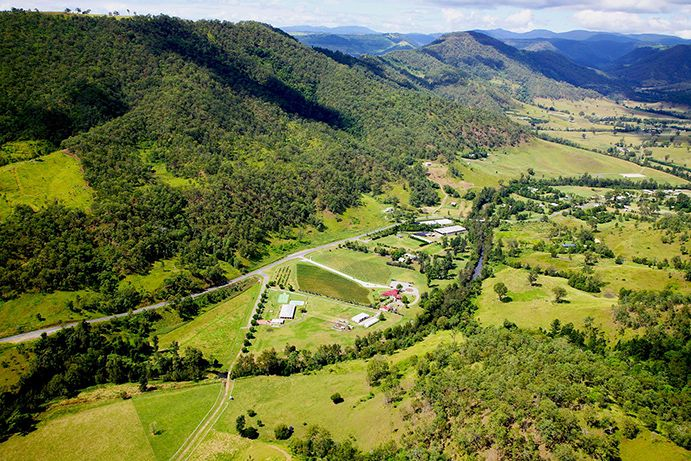 Canungra Valley Vineyards  , Gold Coast Hinterland
