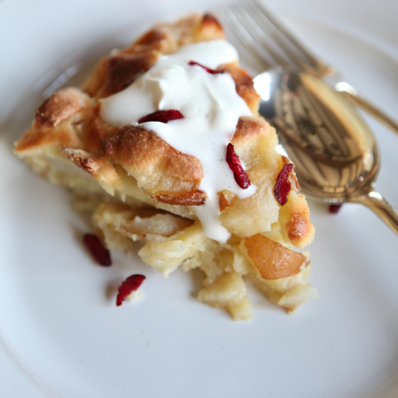 pastoral-vermont-ann-suokko-pear-cake