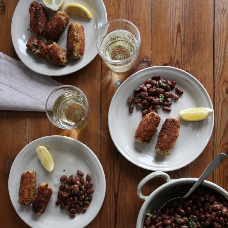 pastoral-vermont-ann-suokko-croquets-sausages