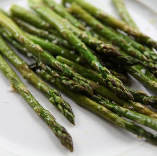 Asparagus, Simply Roasted