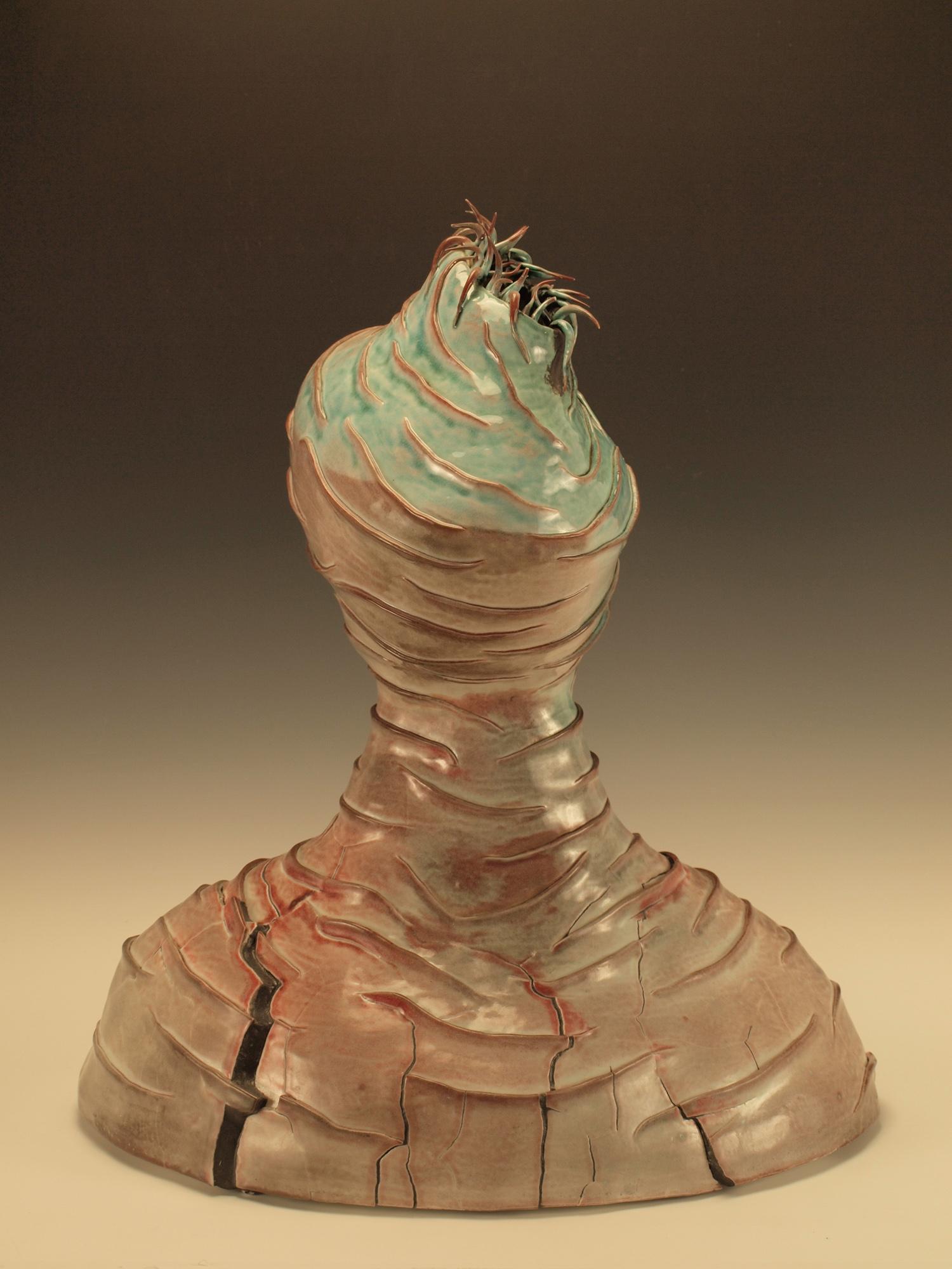 Bust of a Woman    Porcelain  2016