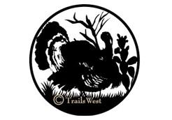 Wild Turkey-A-109