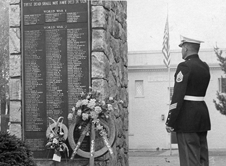 View lists of people connected to the Klamath Basin who have died in the line of duty, including fallen warriors, soldiers, firefighters and peace officers.