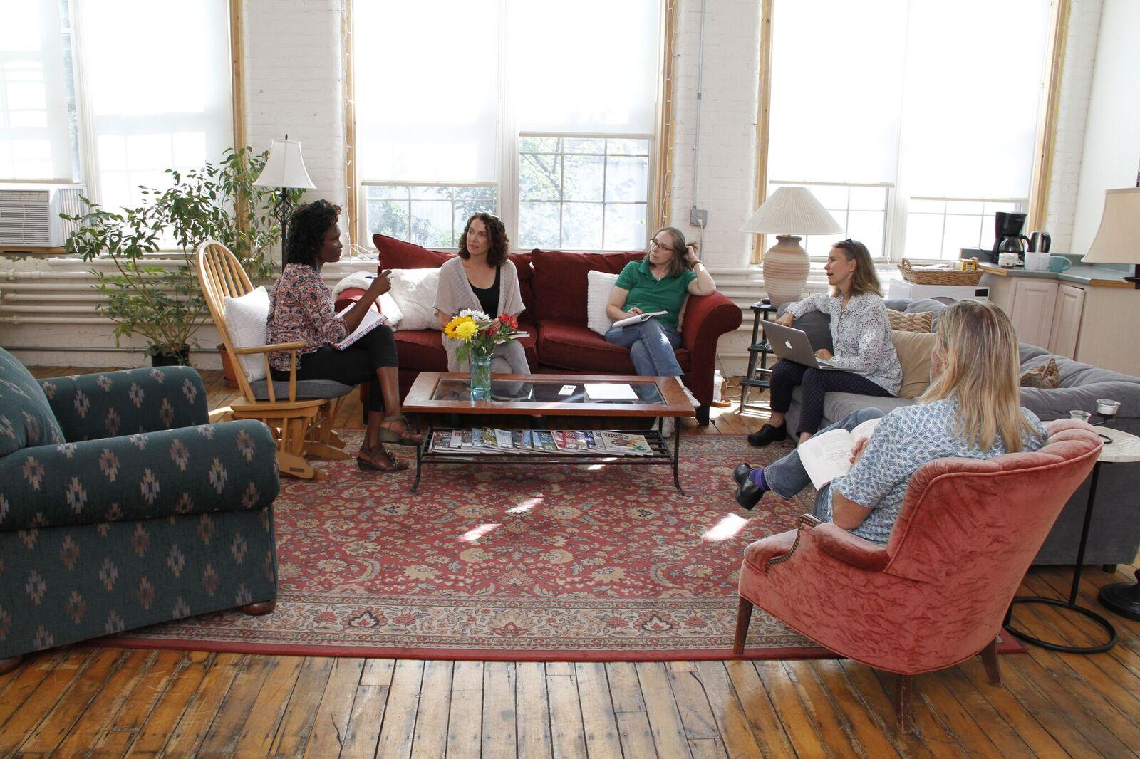 Writers in Progress Workshop