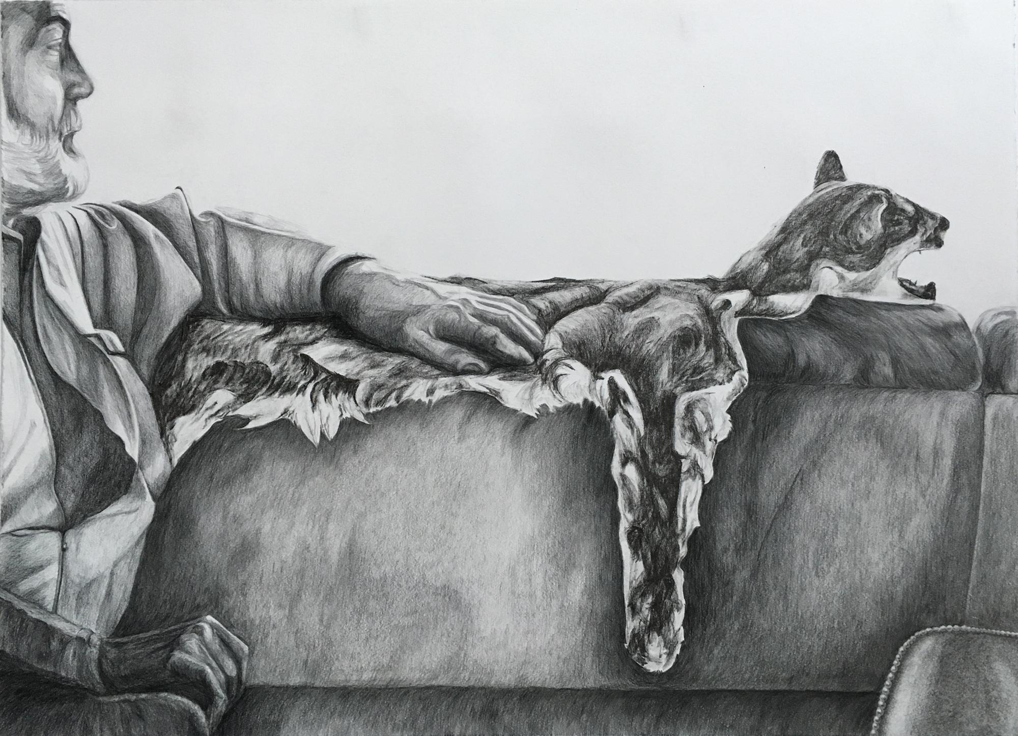 Hemingway and Bobcat