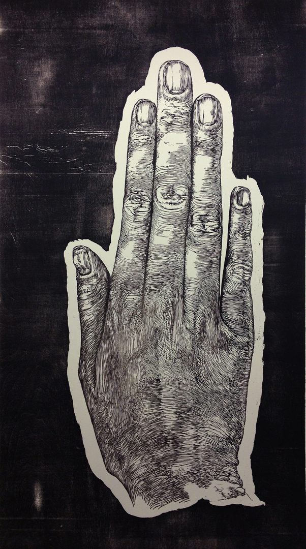 Untitled (Right Hand)