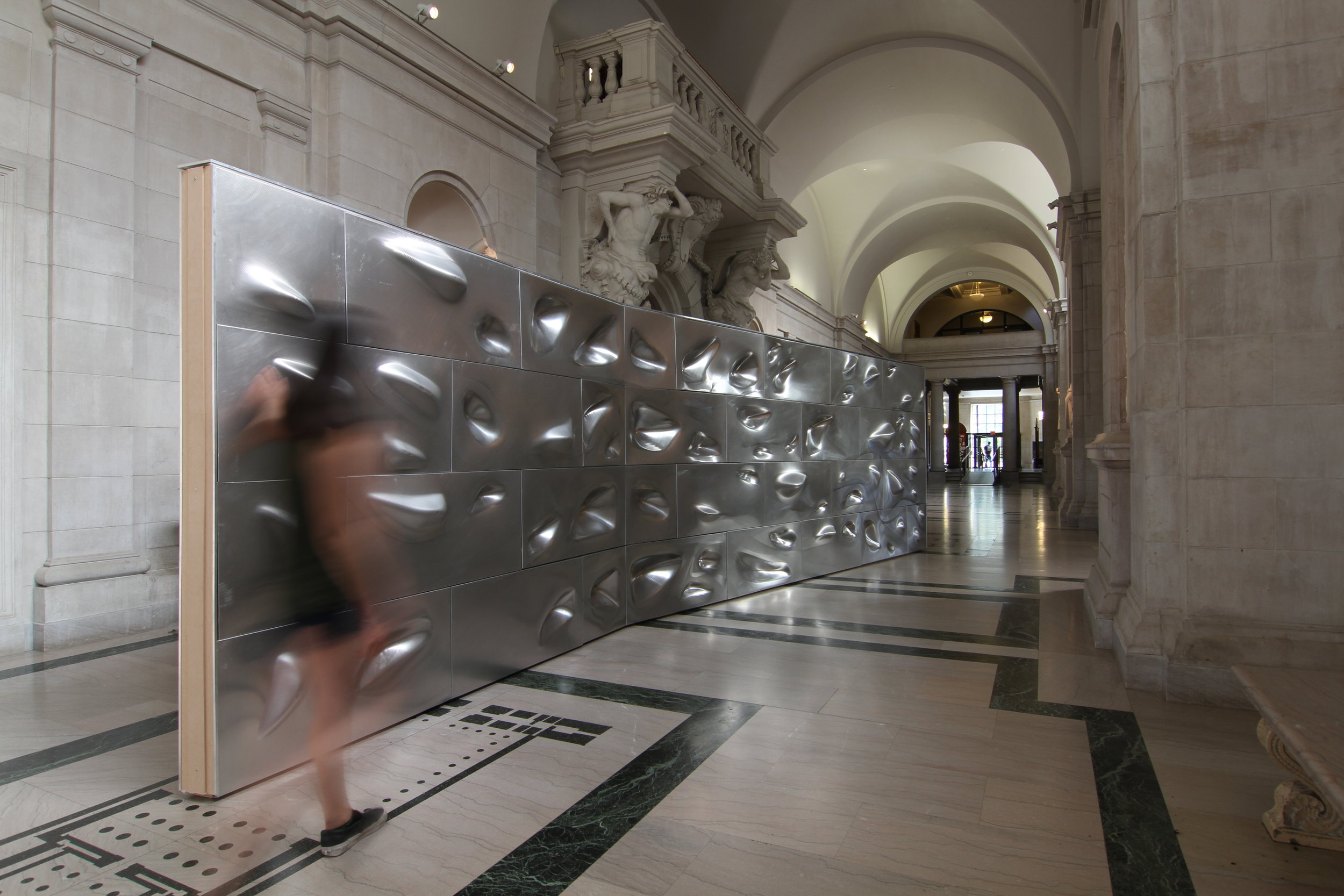 Installation // Photograph by Anthony Nitche