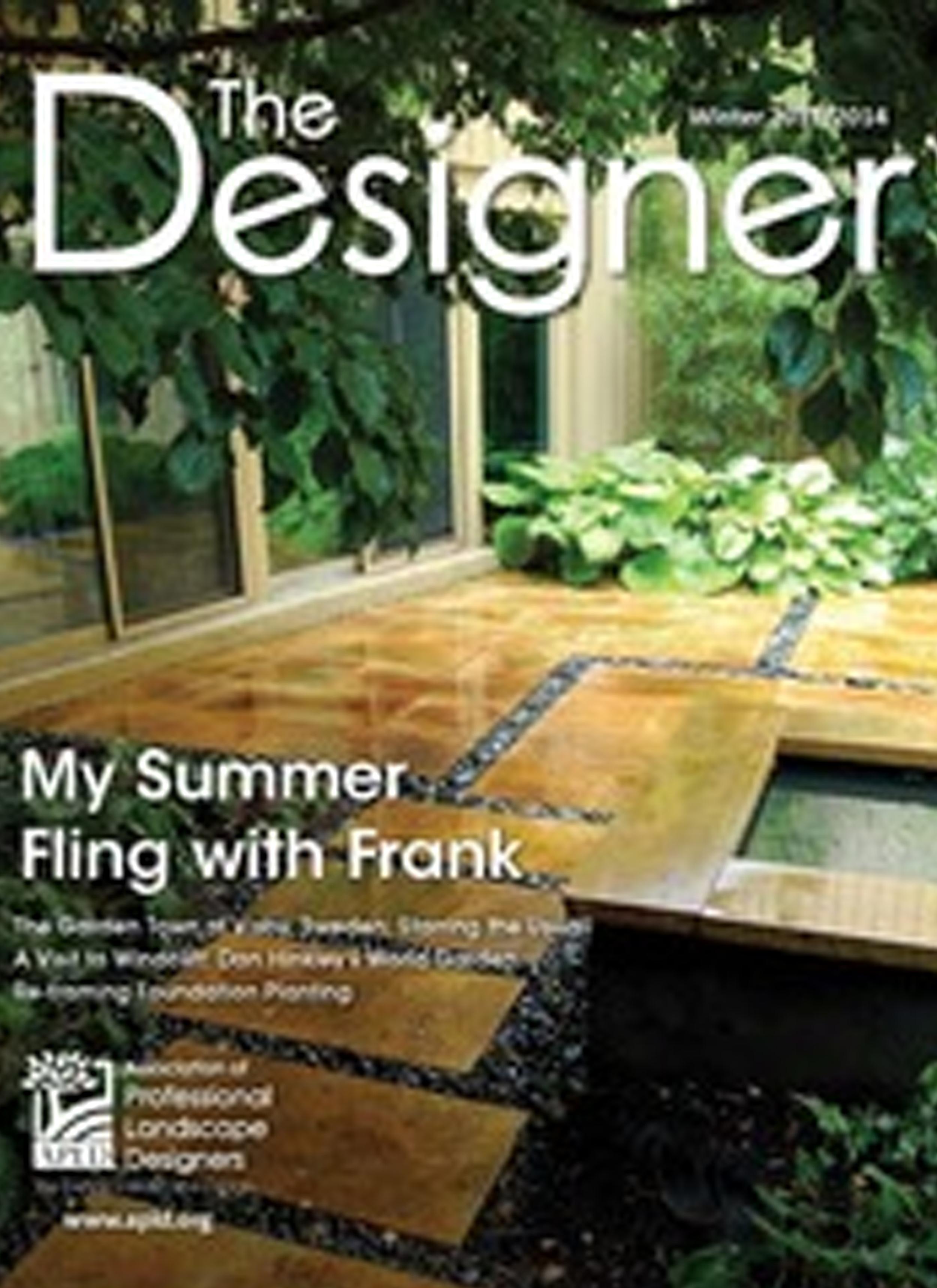 The Designer Magazine