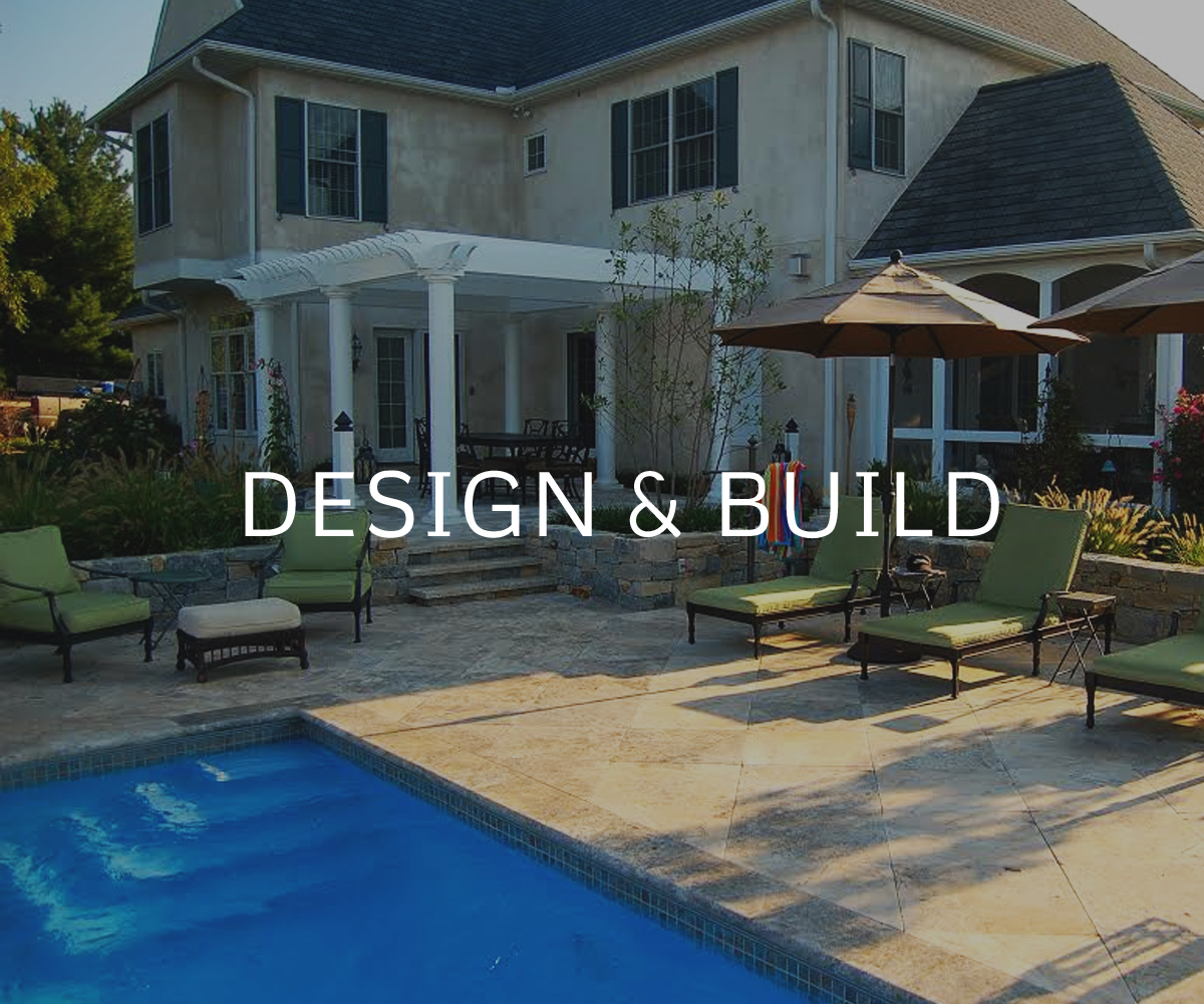Design-Build Landscape Construction and Design Services
