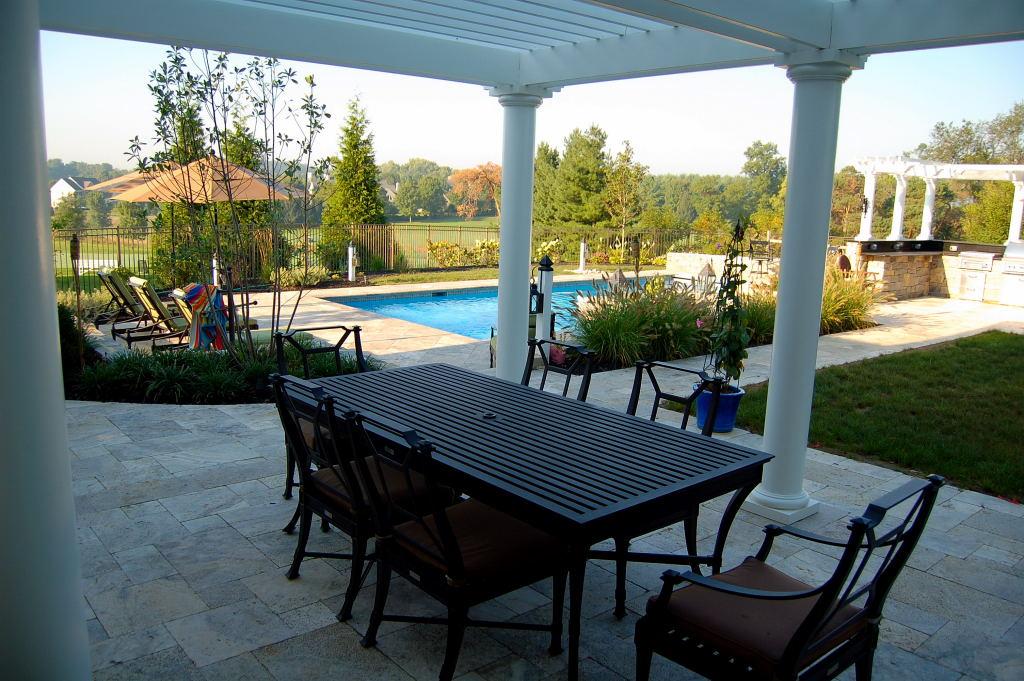 Landscape Design For Outdoor Dining