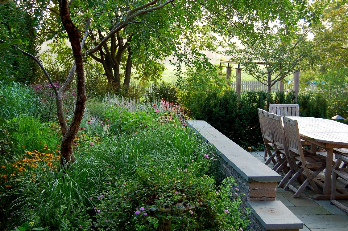 Landscaping with perennial garden Lancaster, PA