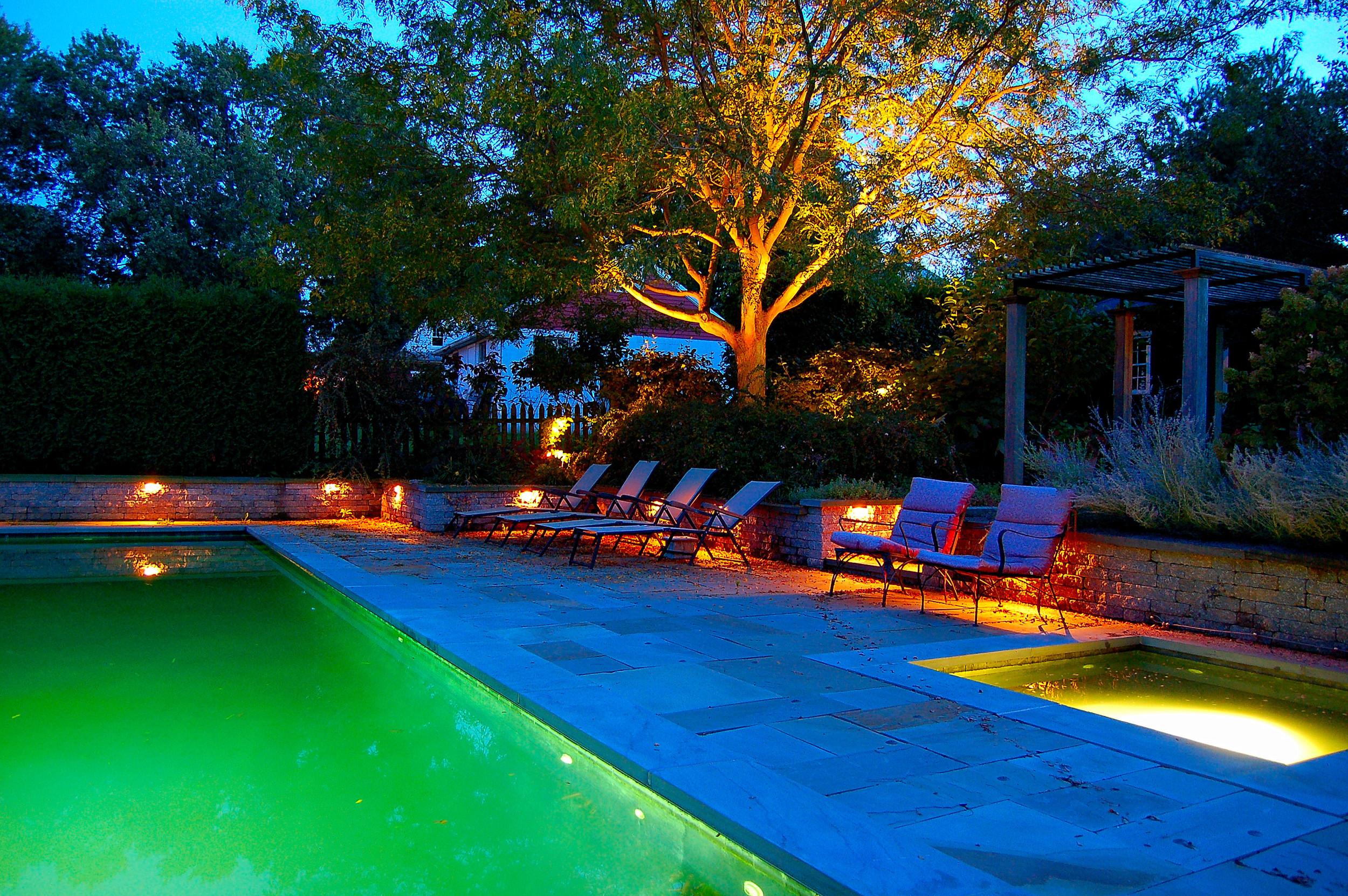 Lancaster, PA swimming pool design