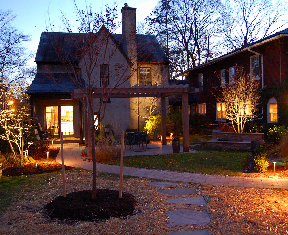 Landscaping for a Lancaster, PA city property