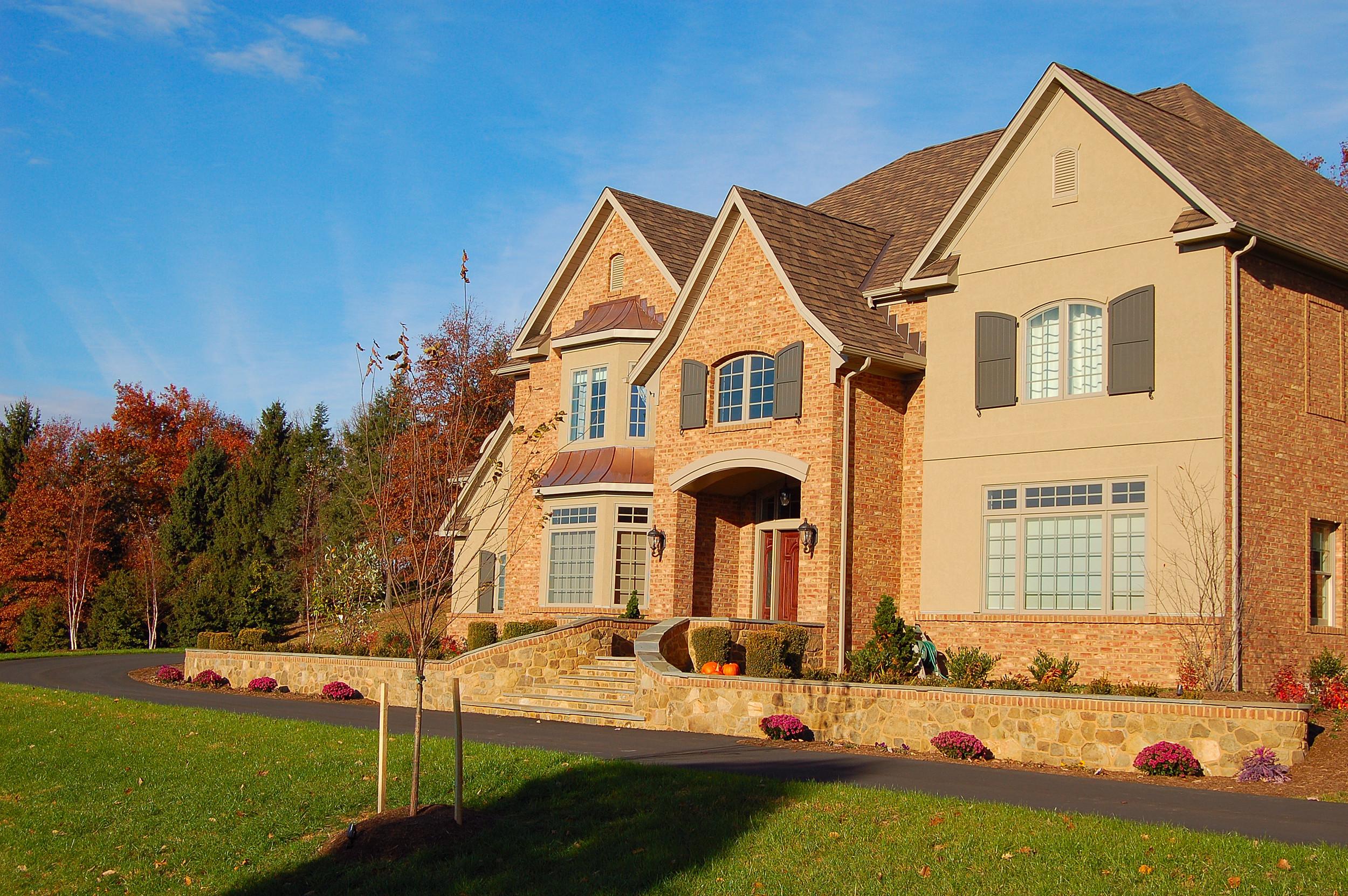 Residential landscape design in York, PA