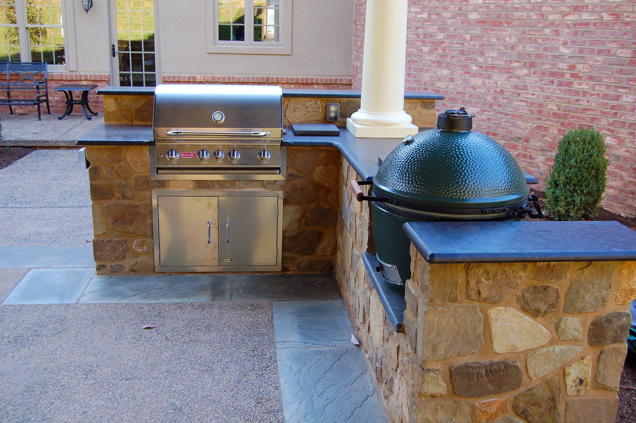Outdoor Kitchen in York, PA