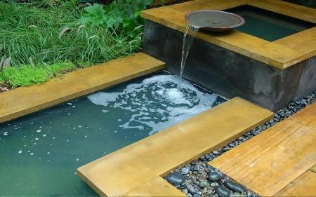 Contemporary Water Fountain
