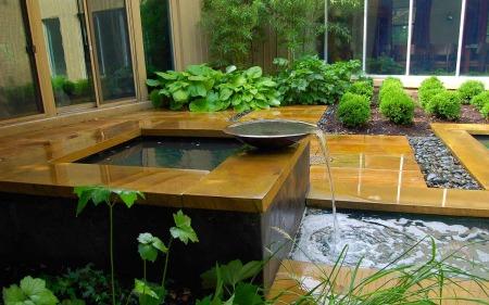 Residential FountainW