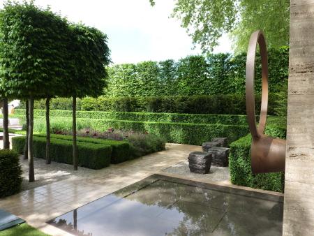 Laurent - Perrier Garden 2