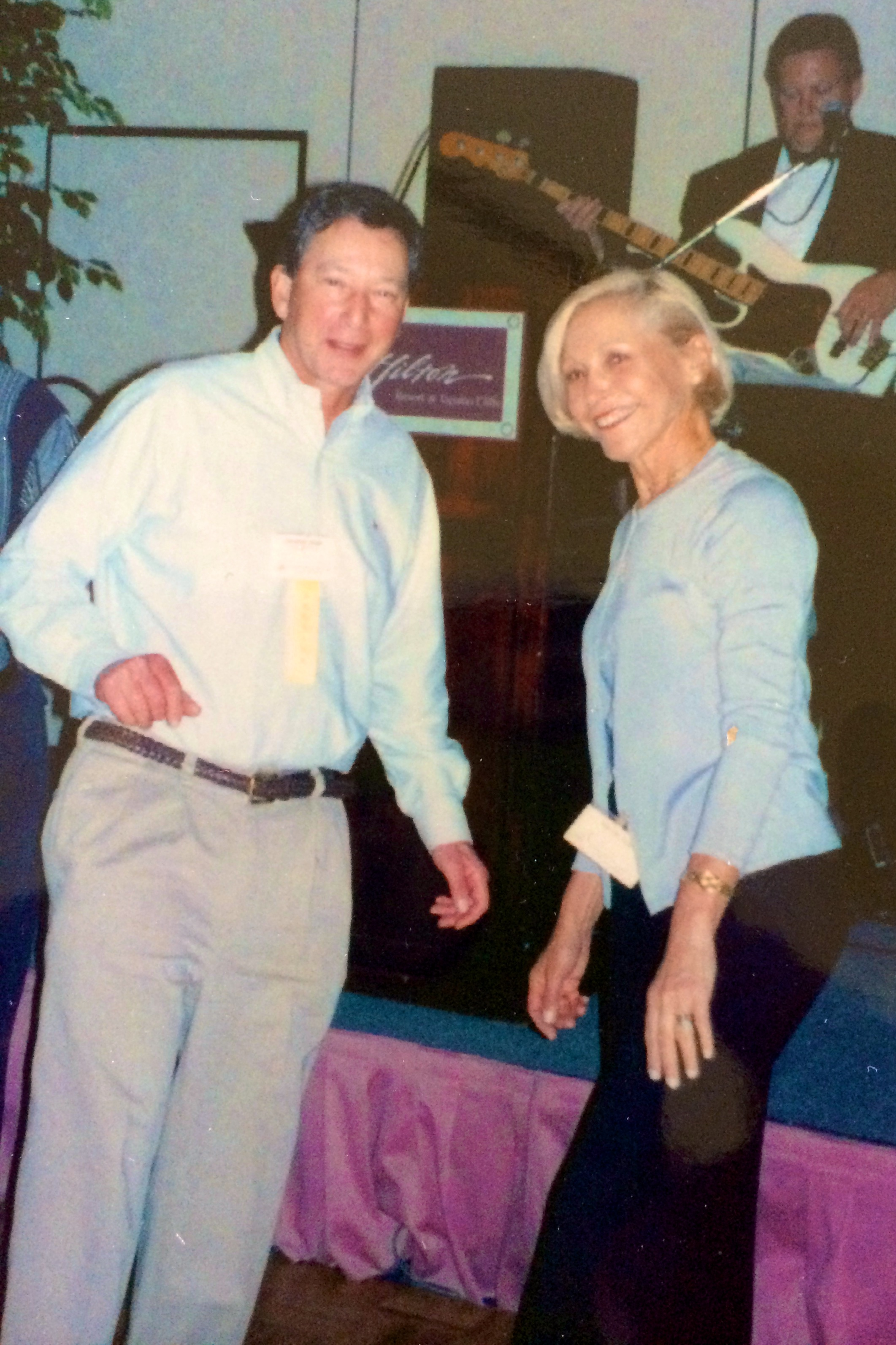 Jerry & Harriet Dancing at a Convention