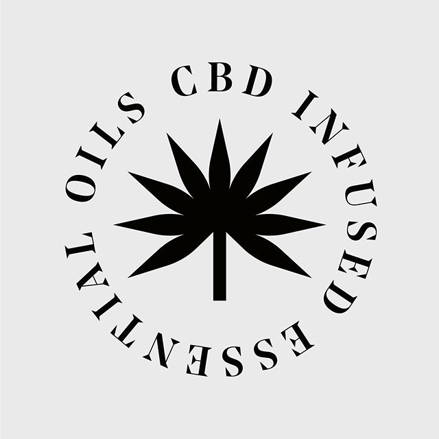 CBD infusion badge. Slide for fire orange version. This is the 9 leaf alternate we like better than the 7 leaf (more realistic hemp plant)