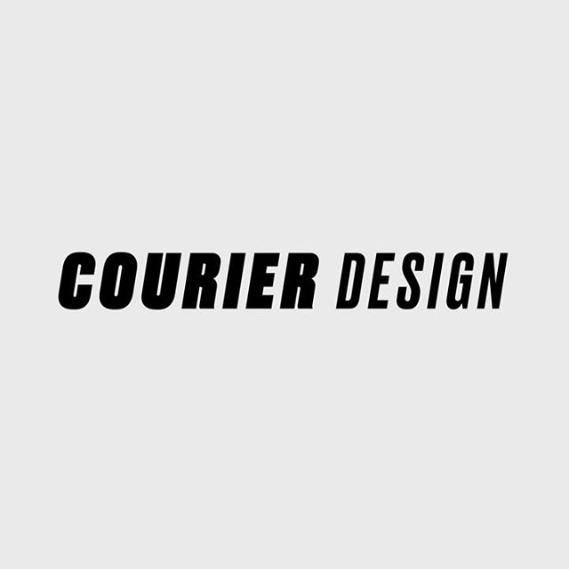 ⤷ Courier Design animation ⤷