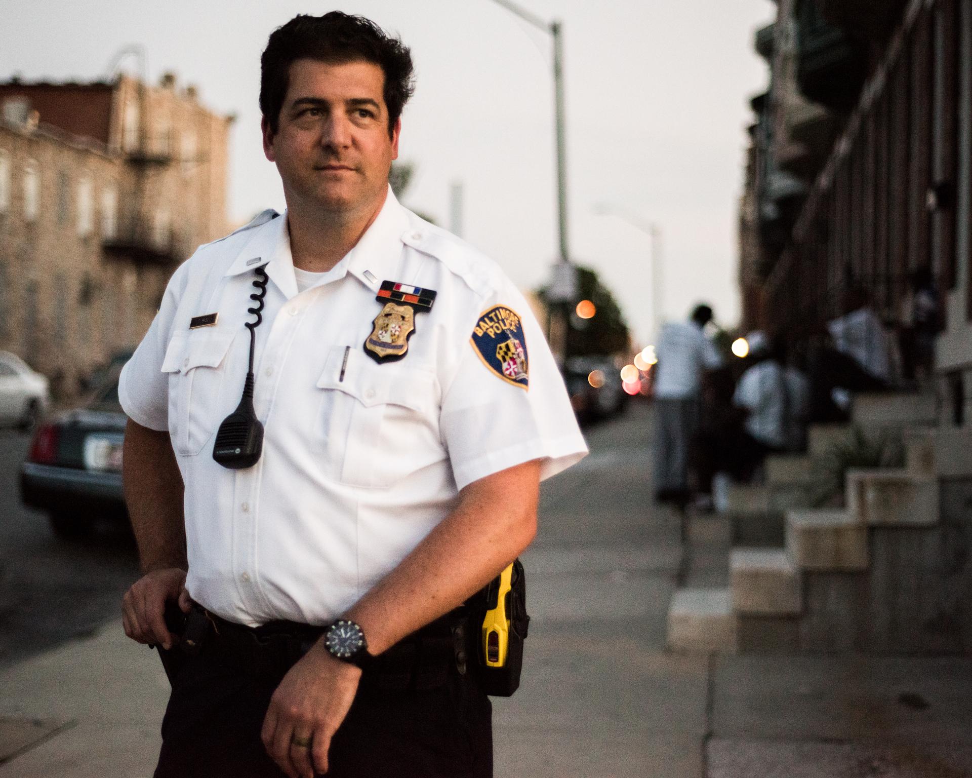 Lt. Ted Friel
