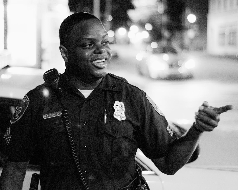 Sgt. Quinton Smith-Gee