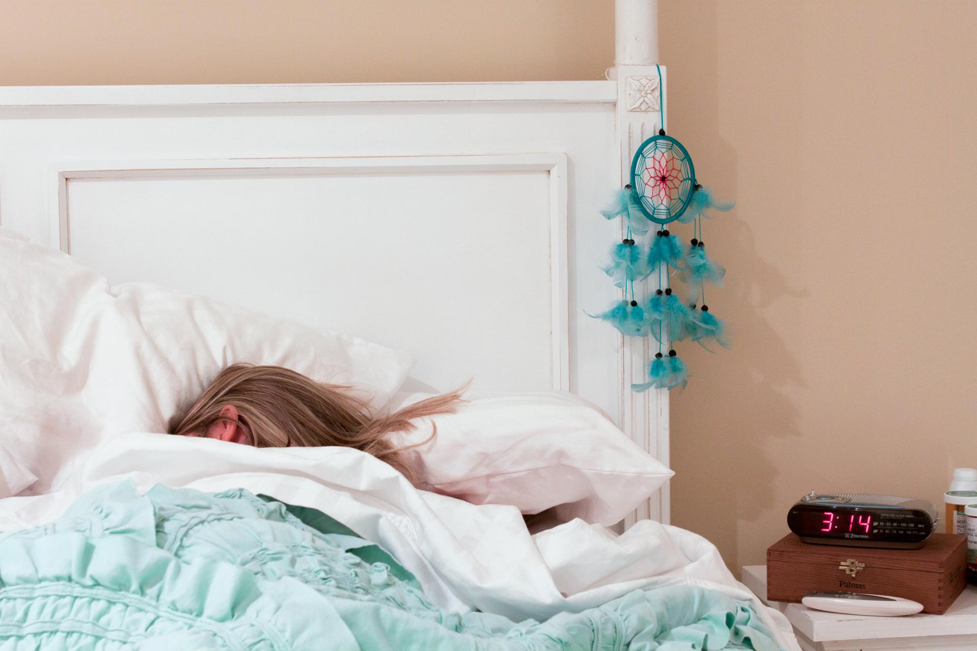 Sleeping Through the Sadness