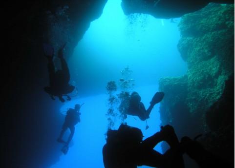Blue Hole Gozo