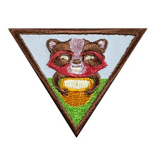 Brownie Potter Badge