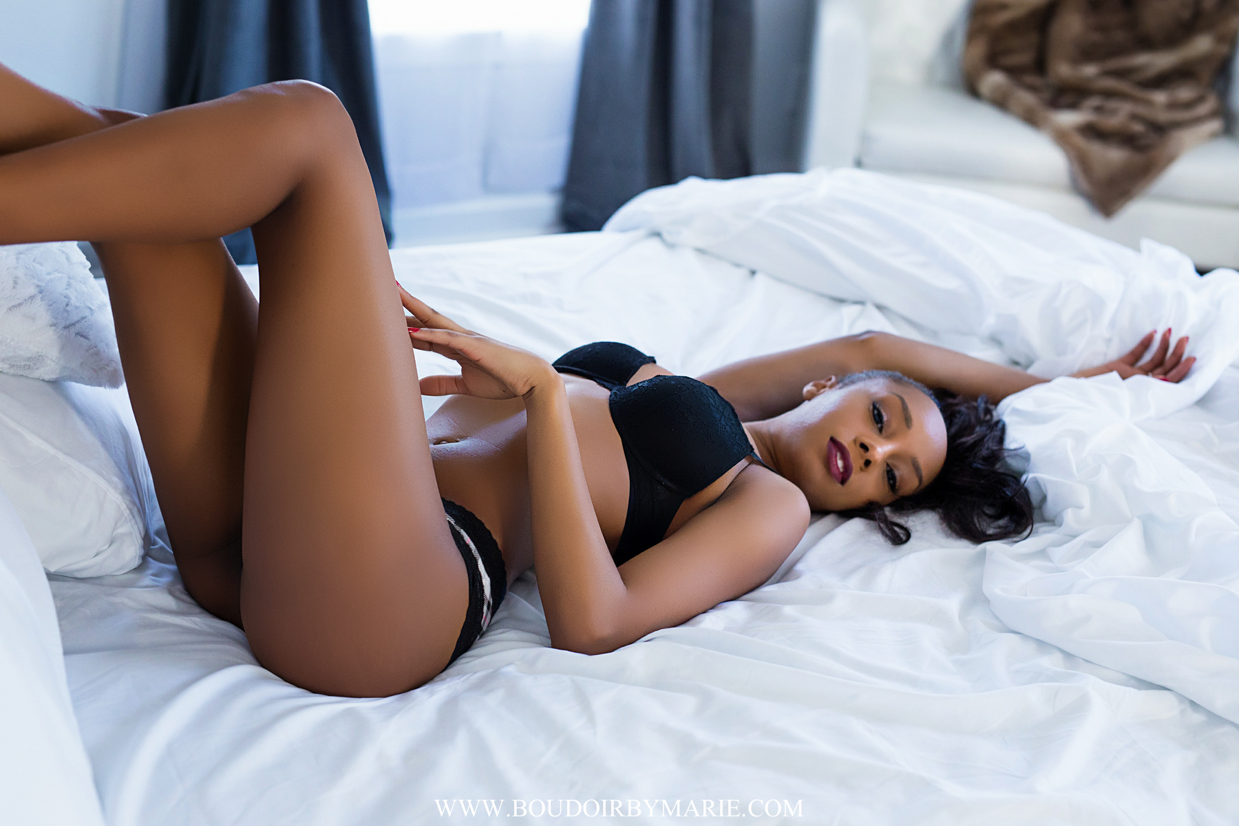 Showcase your curves with Boudoir Photography