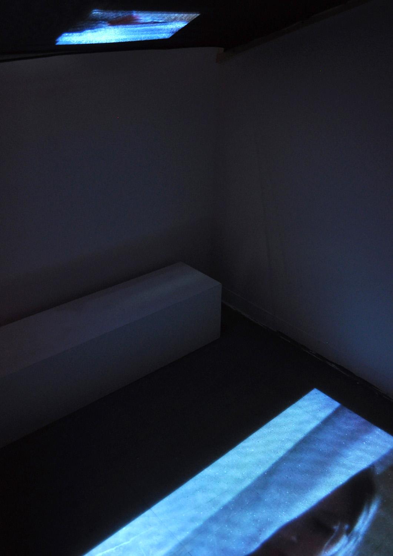 installation in three parts , part 1, New York, 2012