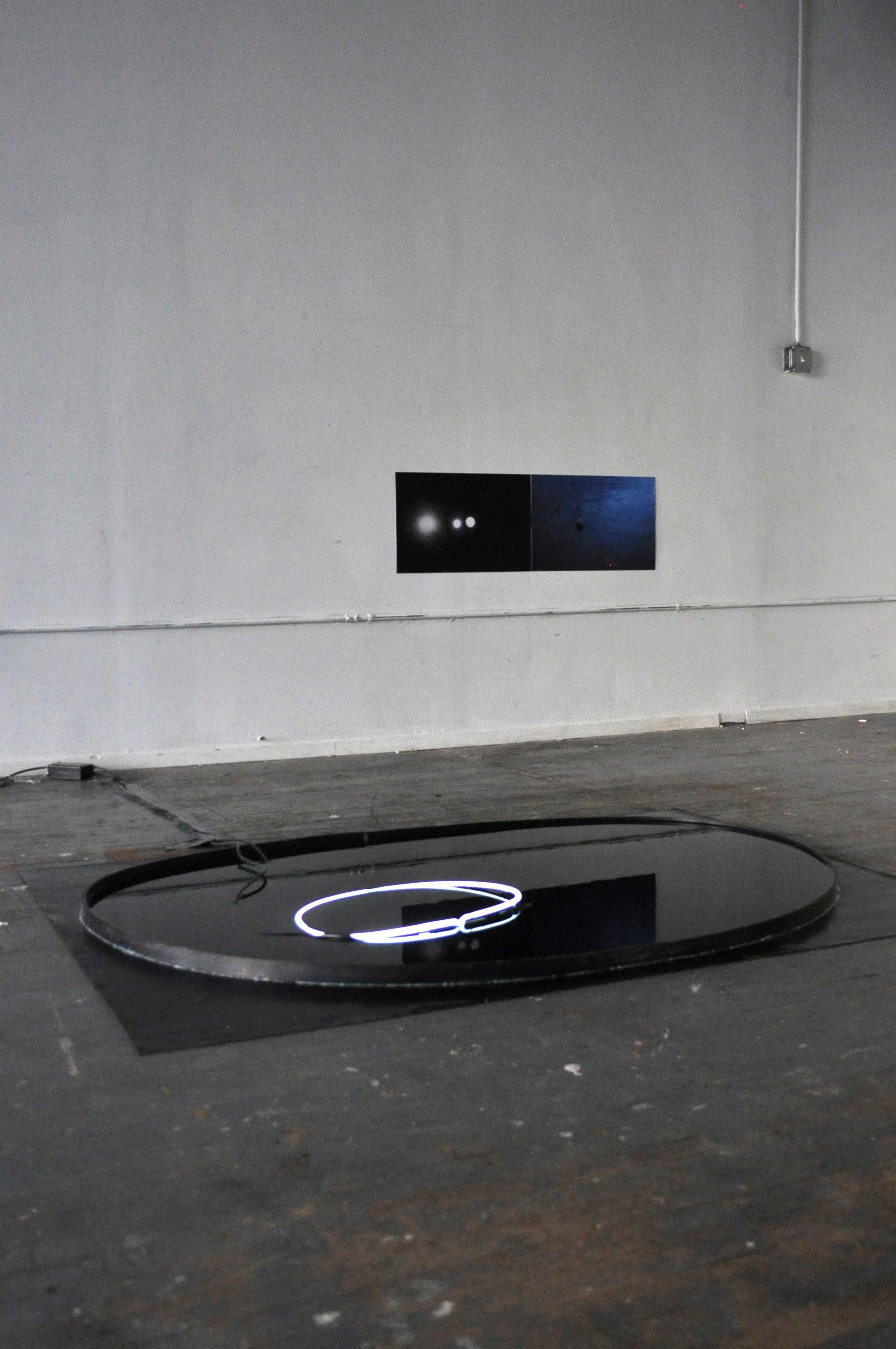 installation view, CuatroH, New York,2014