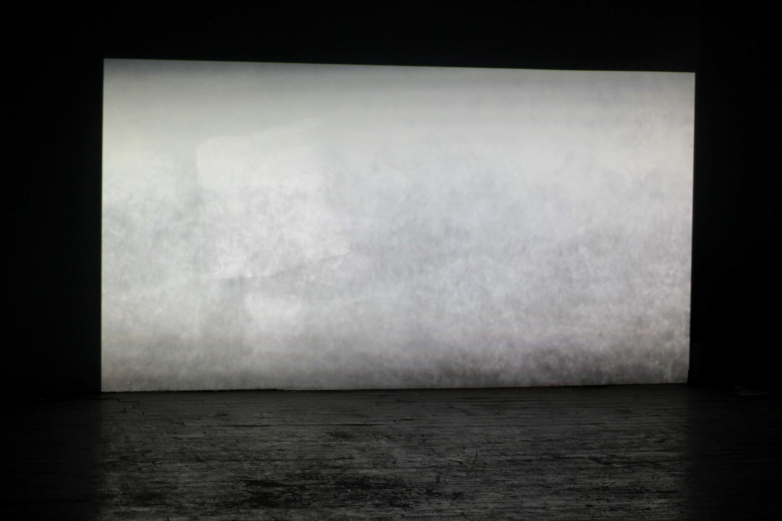 Visible mist ,2014 video, loop, 5min