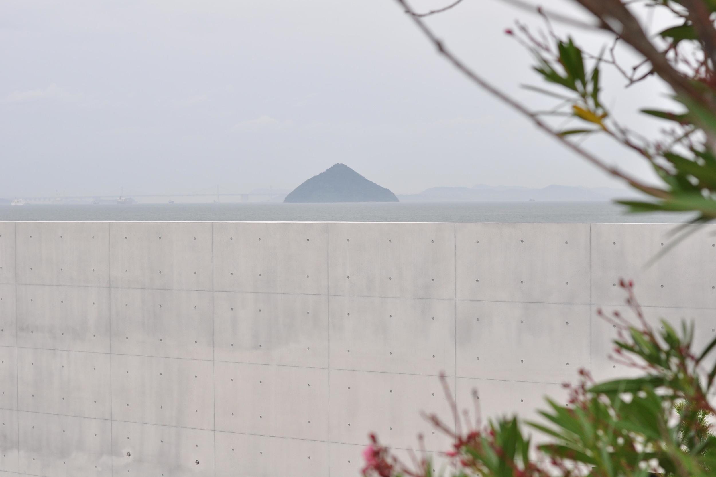 Mountain , c-print, Naoshima, 2014
