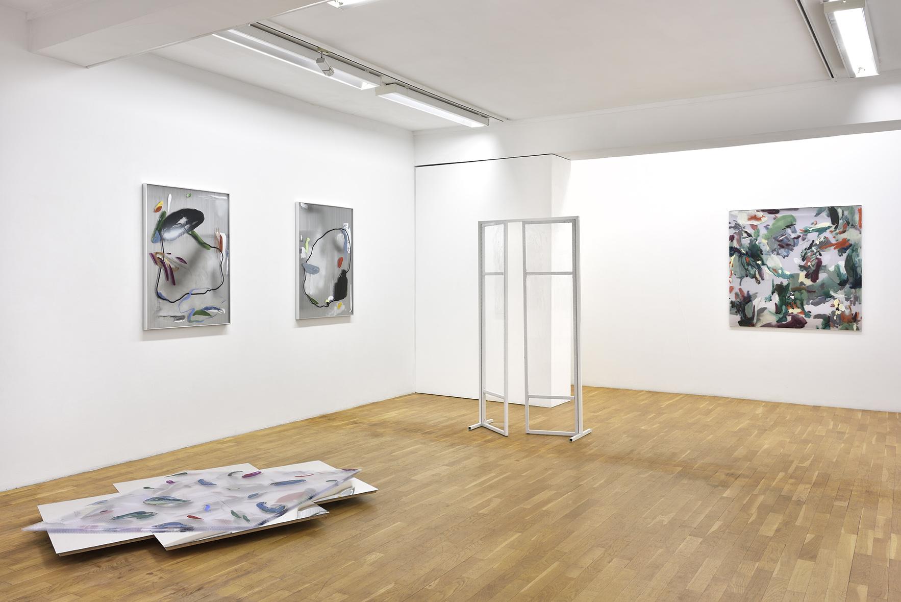 installation view  © Rebecca Fanuele
