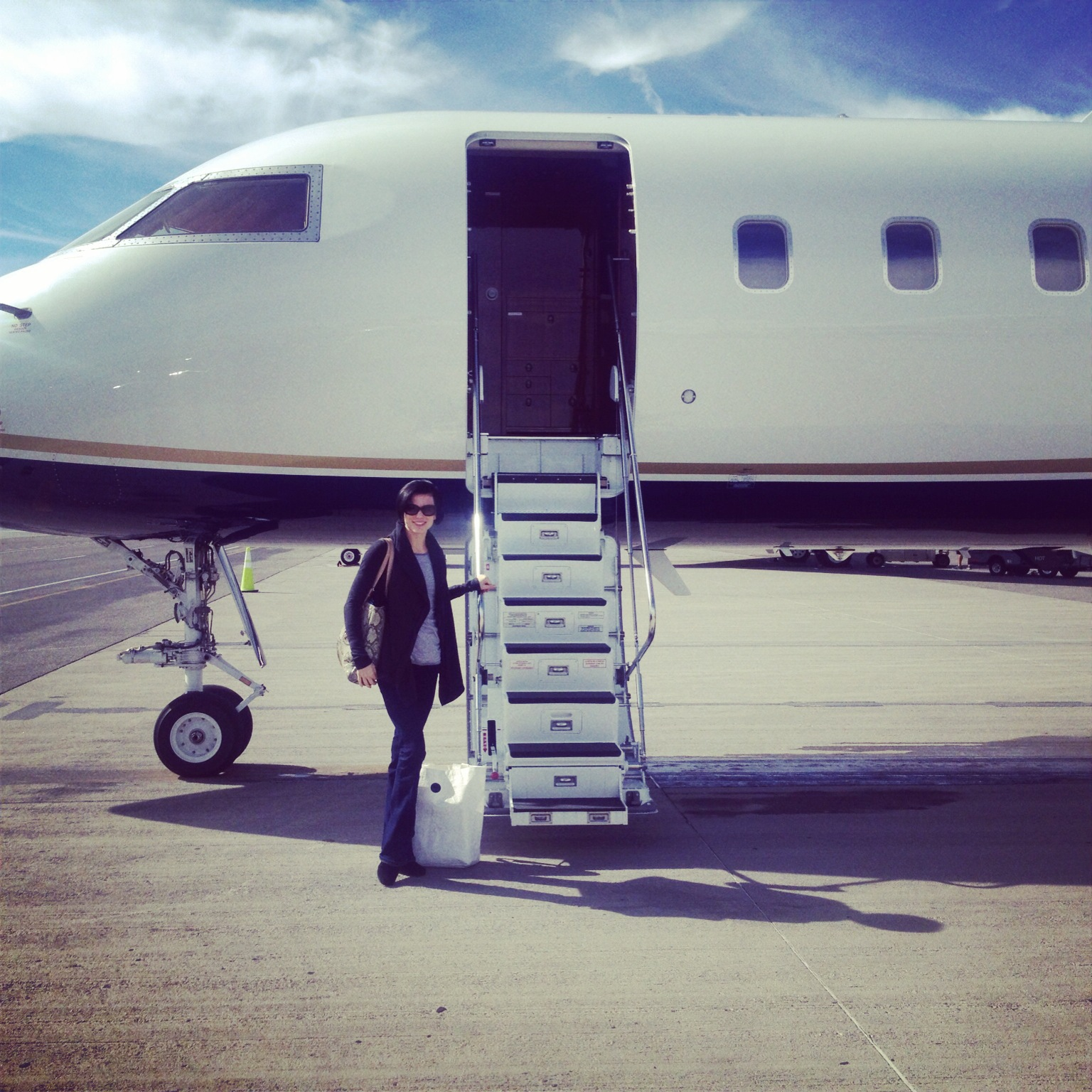Private Jet from Las Vegas!