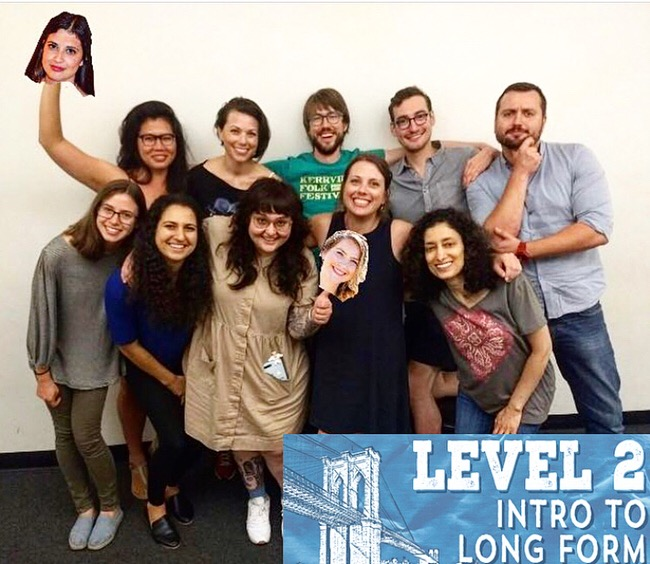 Level 2 Improv with Luis Kornfeld
