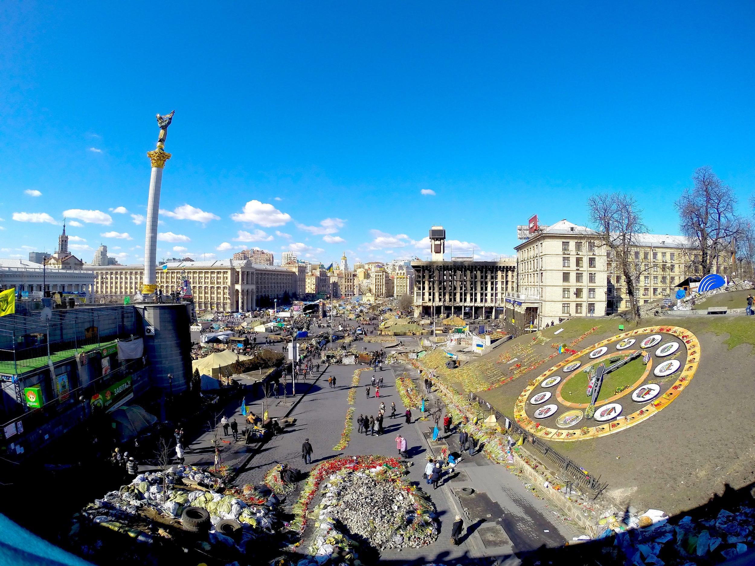 TOP OF KIEV BRIDGE.JPG