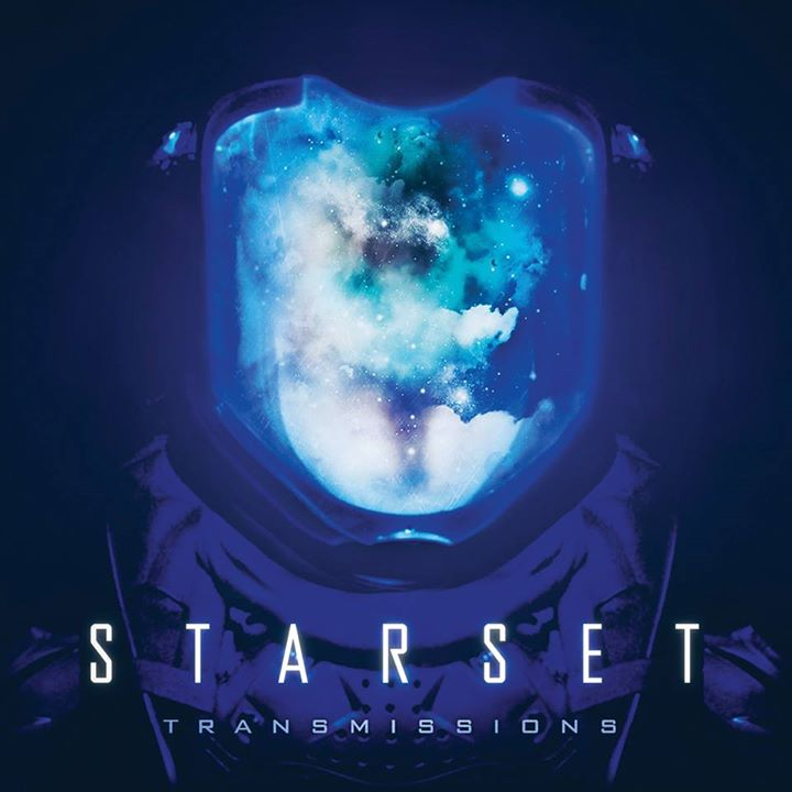 """Everyone should check out the  Starset  debut album """"Transmissions"""". Great stuff by some very talented friends. Also peep """"My Demons"""" which I cowrote  Click the image above and get the album."""