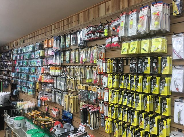 There's still plenty of fishing to be done before the end of summer, make sure to stop by the shop for all your fishing needs! #frankslivebaitandtackle #fishing #tackle #livebait #baitandtackle #ctfishing #fishingct #freshwaterfishing #saltwaterfishing #summerfishing #ctsmallbusiness