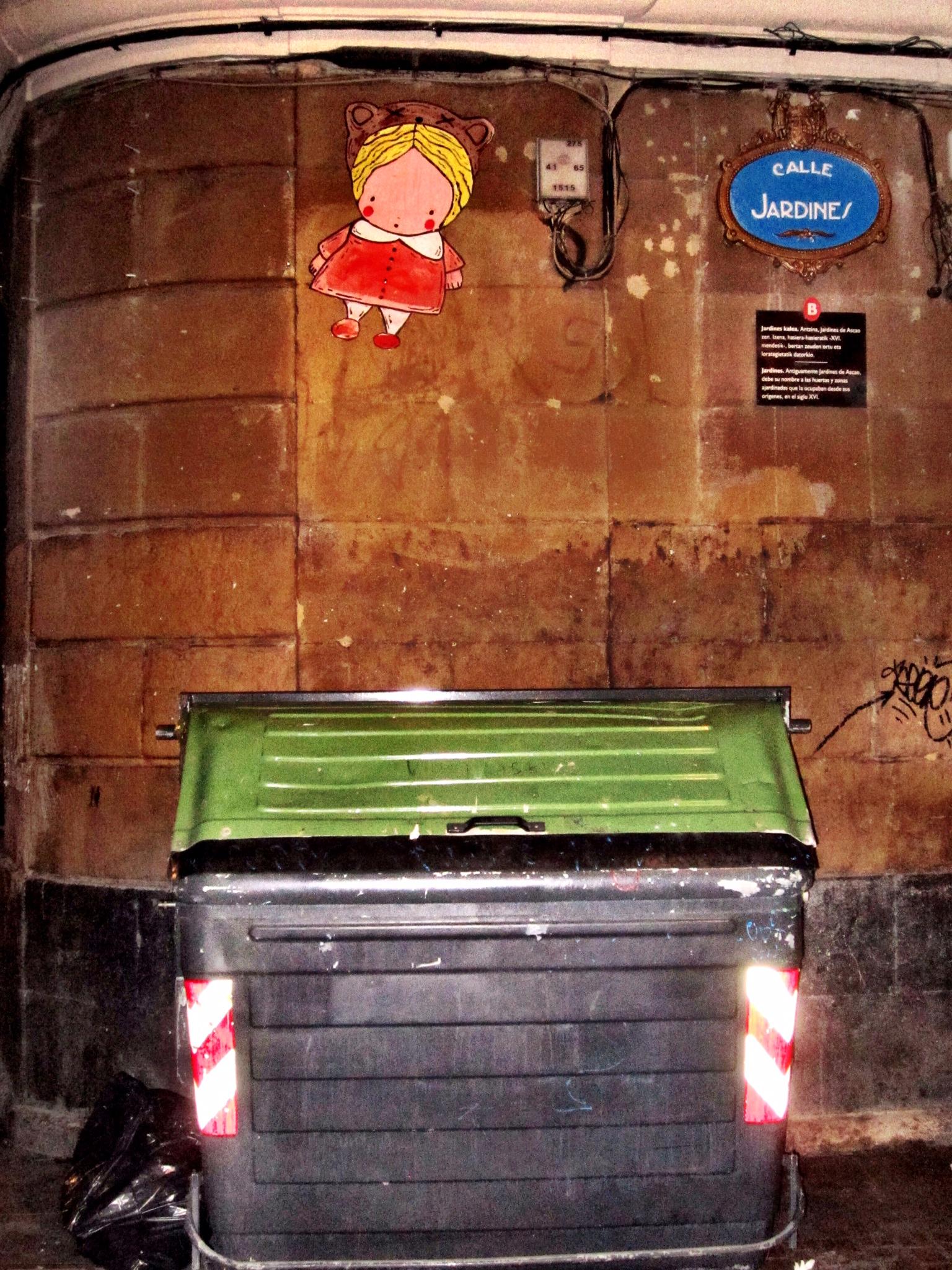 Street Art Bilbao