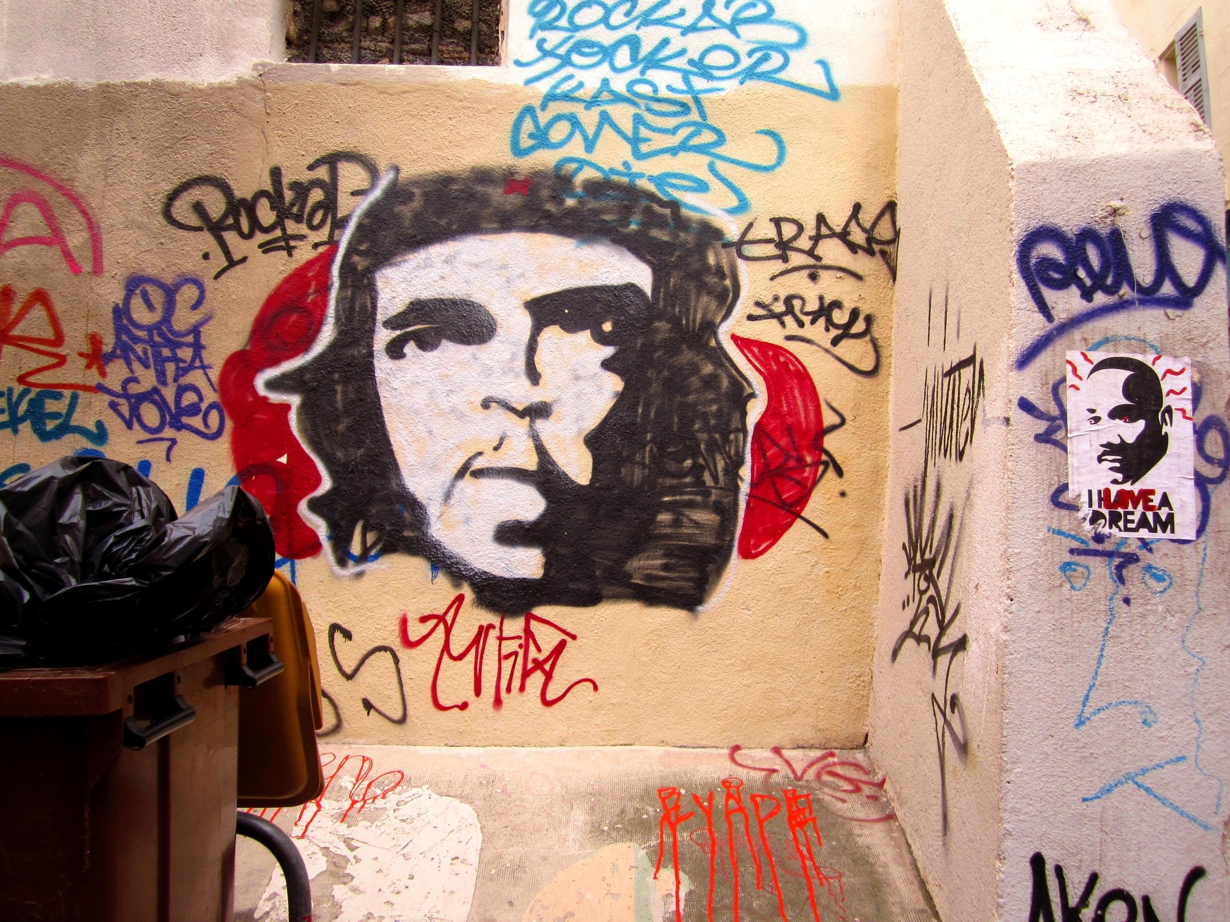 Che Street Art Marseille
