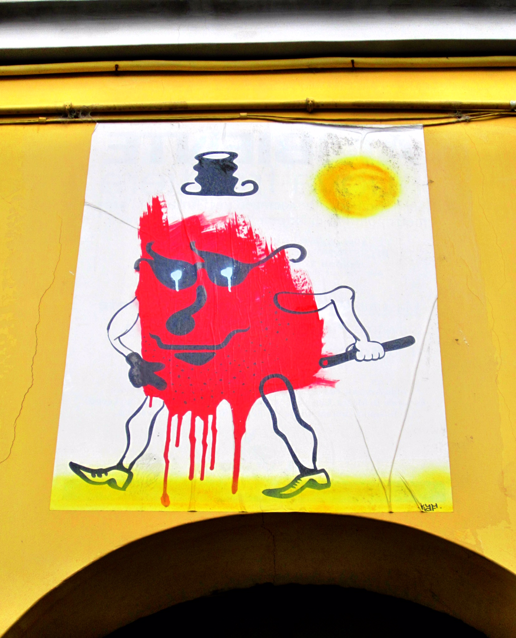 KAF Naples Street Art