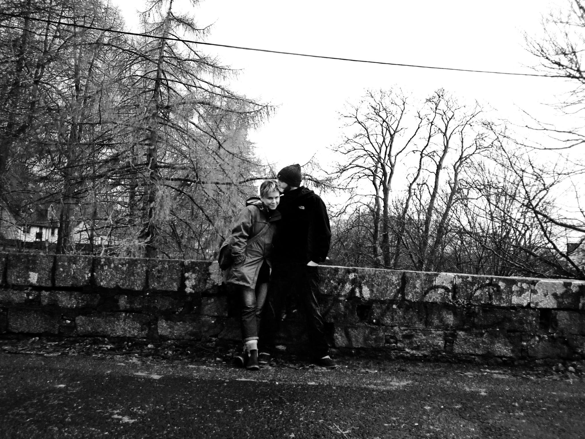 Samantha & Bill, Ft William, Scotland
