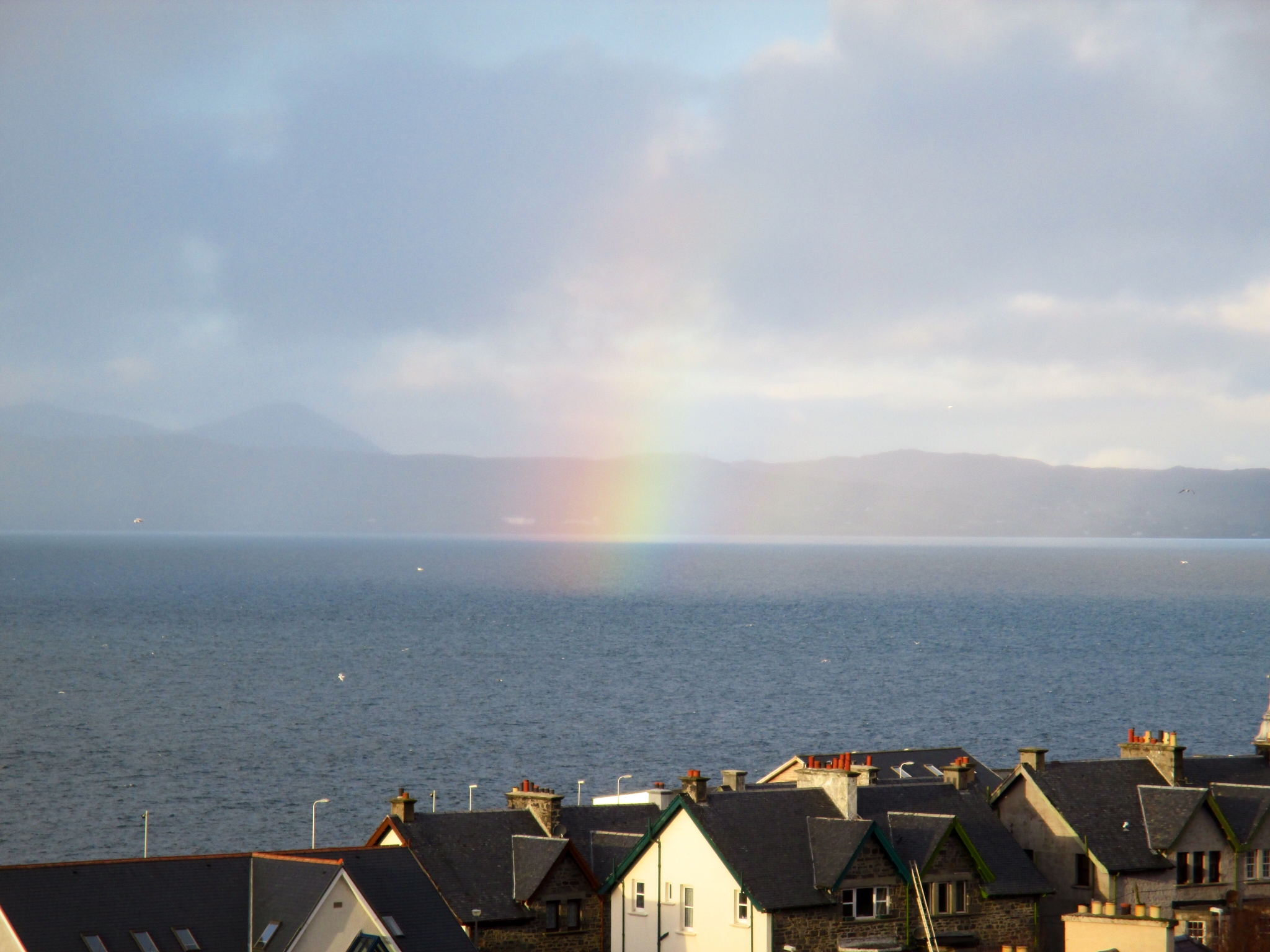 Another Rainbow, Mallaig, Scotland
